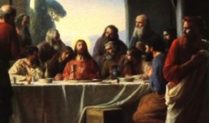 Last Supper of Christ